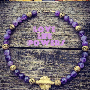 🌺 Divine Frequency 'Goddess In Me' Choker for a Queen…
